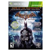 Batman: Arkham Asylum Game of the Year Edition for Xbox 360
