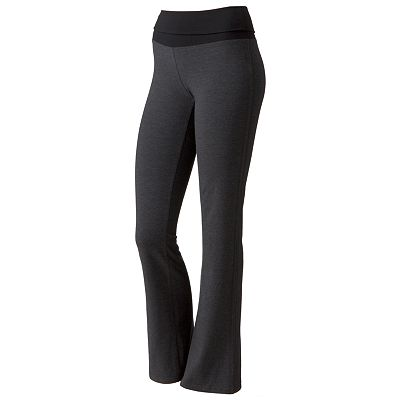 SO Fold-Over Yoga Lounge Pants - Juniors