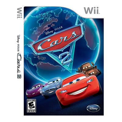 Disney/Pixar Cars 2 for Nintendo Wii