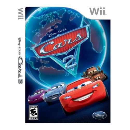 Disney / Pixar Cars 2 for Nintendo Wii