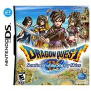 Dragon Quest IX: Sentinels of the Starry Skies for Nintendo DS