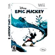 Disney Epic Mickey for Nintendo Wii
