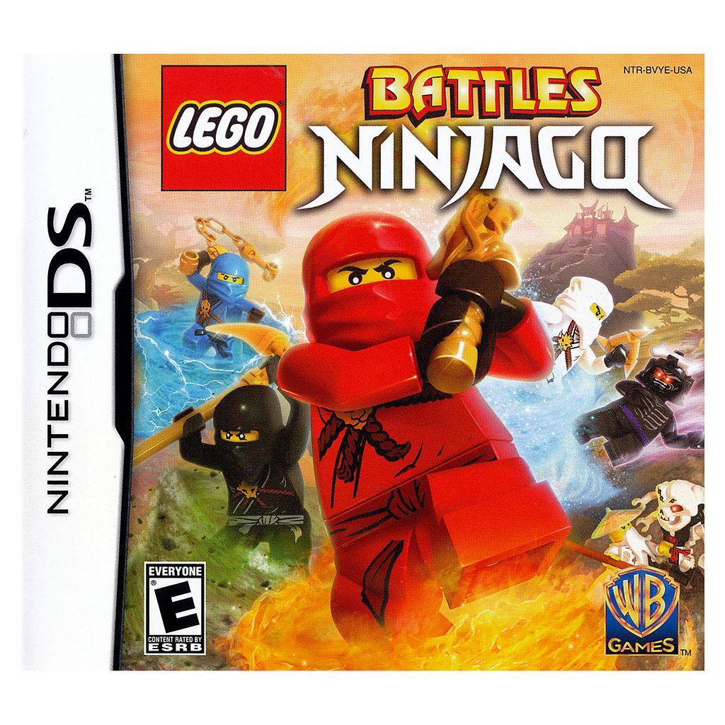 LEGO Battles: Ninjago for Nintendo DS