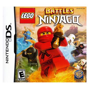 LEGO Battles: Ninjago for Nintendo DS