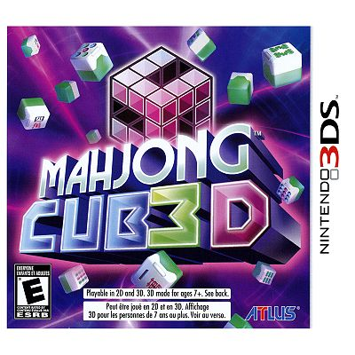 MAHJONG CUB 3D for Nintendo 3DS