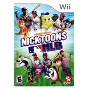 Nickelodeon Nicktoons MLB for Nintendo Wii