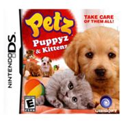 Petz: Puppyz and Kittenz for Nintendo DS