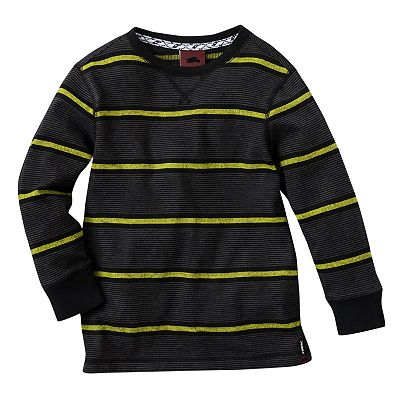 Tony Hawk Mini-Striped Triple Knit Tee - Toddler