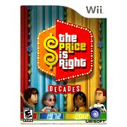 The Price is Right: Decades for Nintendo Wii