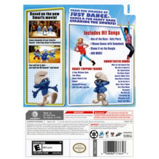The Smurfs: Dance Party for Nintendo Wii