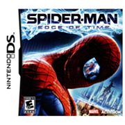Spider-Man: Edge of Time for Nintendo DS