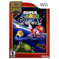 Nintendo Selects: Super Mario Galaxy for Nintendo Wii