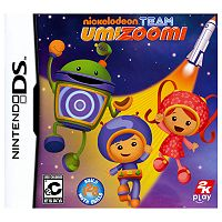 Nickelodeon Team Umizoomi for Nintendo DS