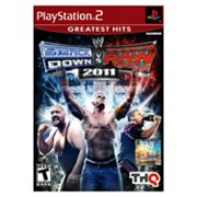 WWE Smack Down Vs Raw 2011 for PlayStation 2