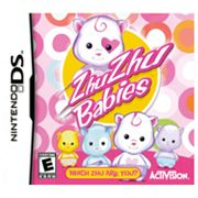 ZhuZhu Babies for Nintendo DS