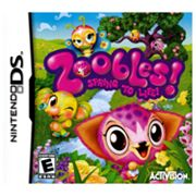 Zoobles! Spring To Life for Nintendo DS