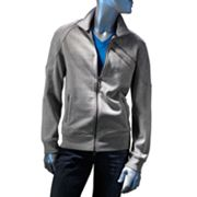 Rock and Republic Motorcycle Fleece Jacket - Men