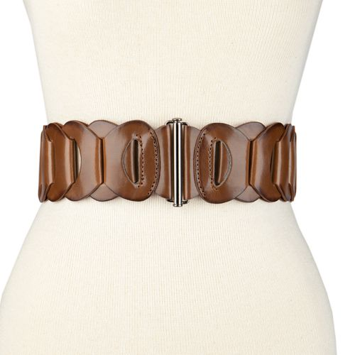 SONOMA life + style® Braided Link Stretch Belt
