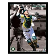 Oakland Athletics Kurt Suzuki Wall Art