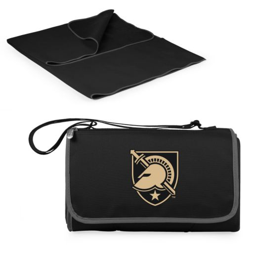 Picnic Time Army Black Knights Blanket Tote