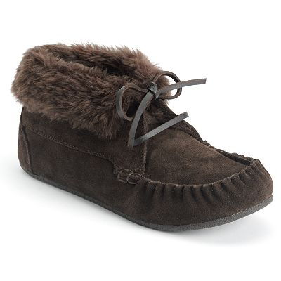 SO Moccasin Booties - Women