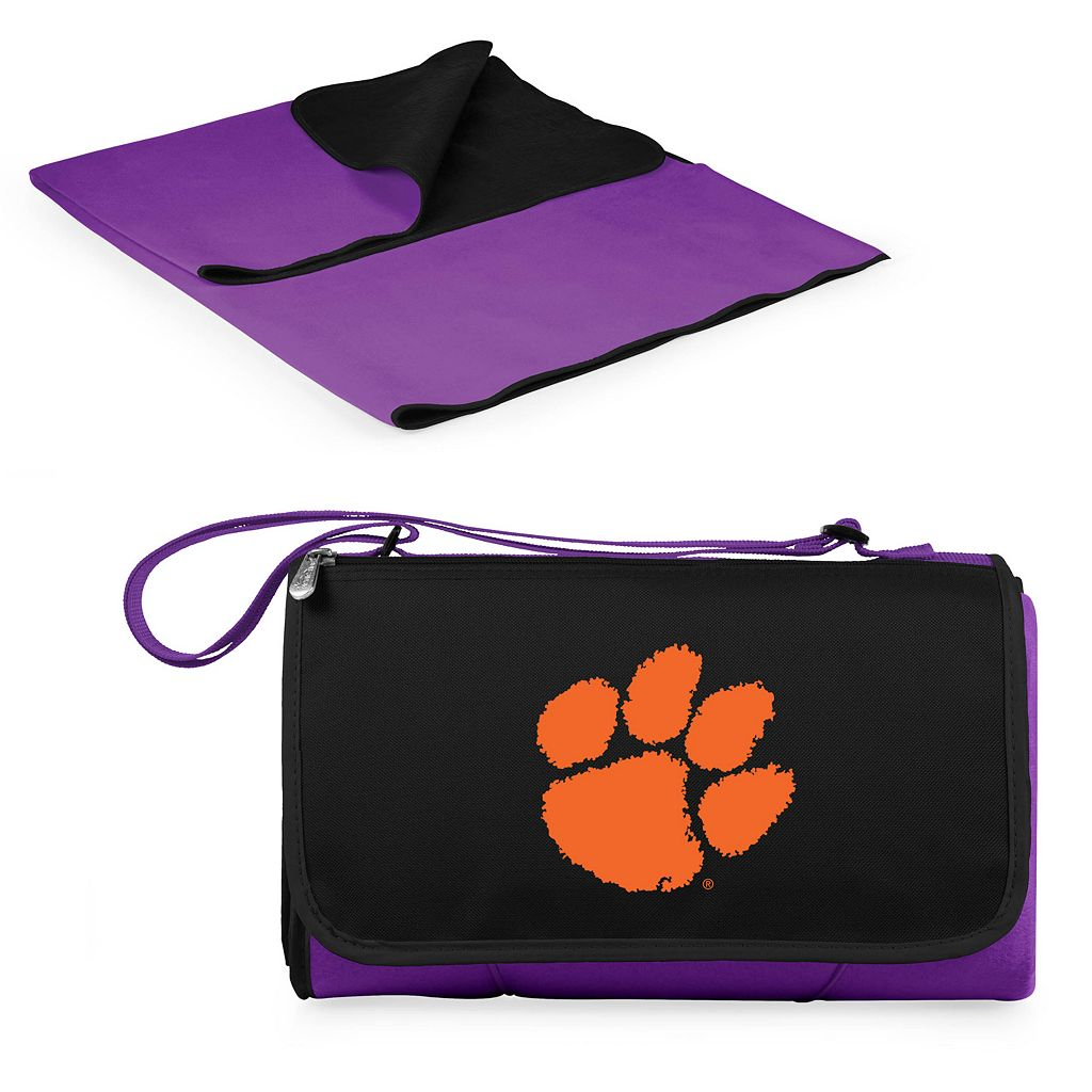 Picnic Time Clemson Tigers Blanket Tote