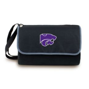 Picnic Time Kansas State Wildcats Blanket Tote