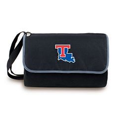 Picnic Time Louisiana Tech Bulldogs Blanket Tote