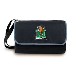 Picnic Time Marshall Thundering Herd Blanket Tote