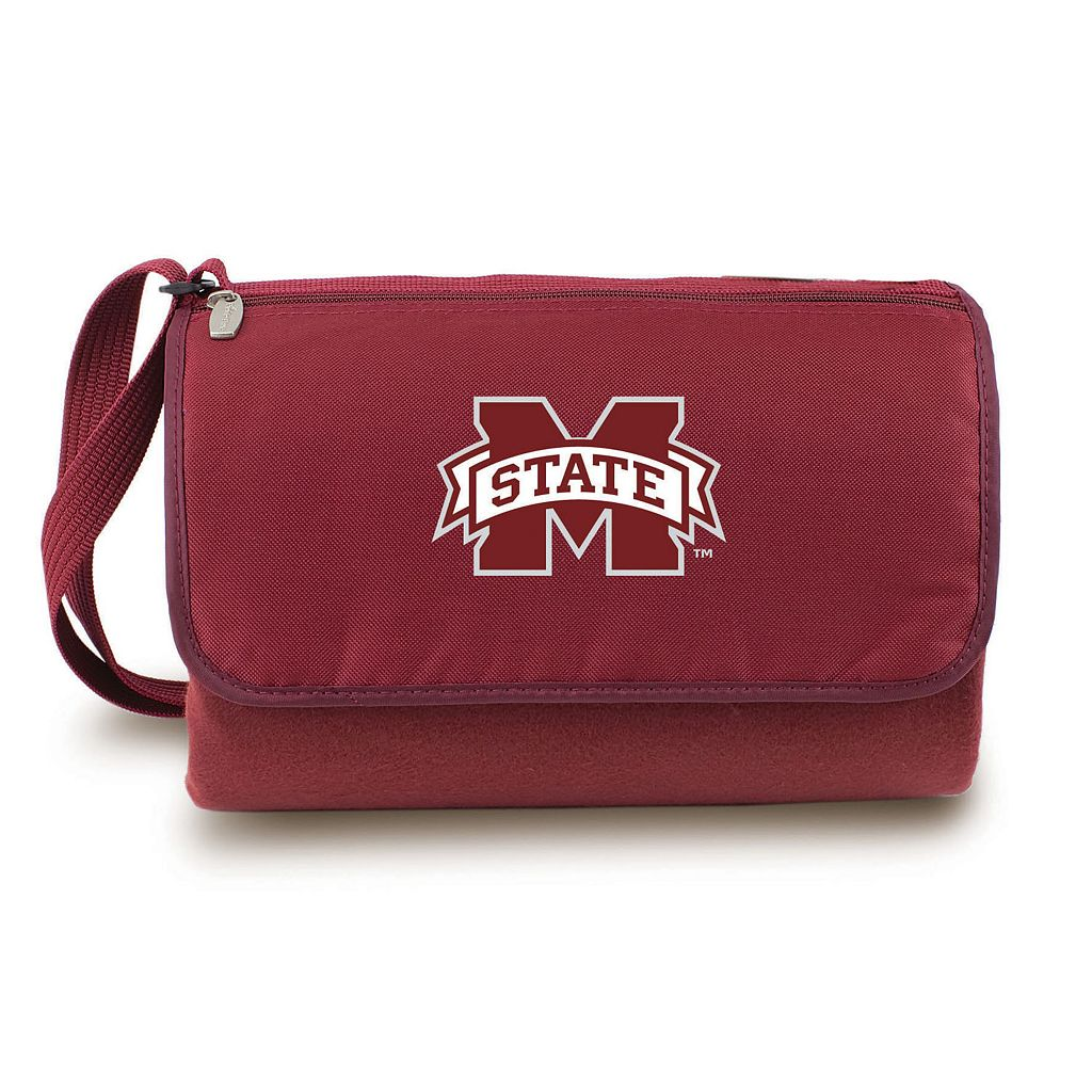 Picnic Time Mississippi State Bulldogs Blanket Tote