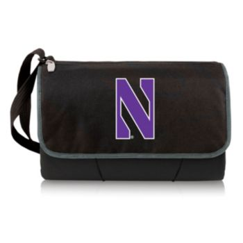 Picnic Time Northwestern Wildcats Blanket Tote