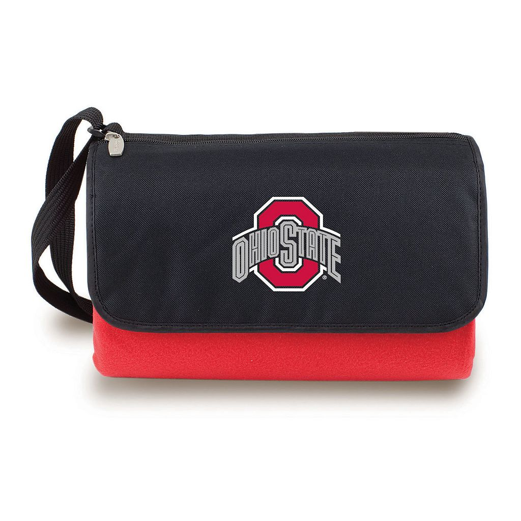 Picnic Time Ohio State Buckeyes Blanket Tote