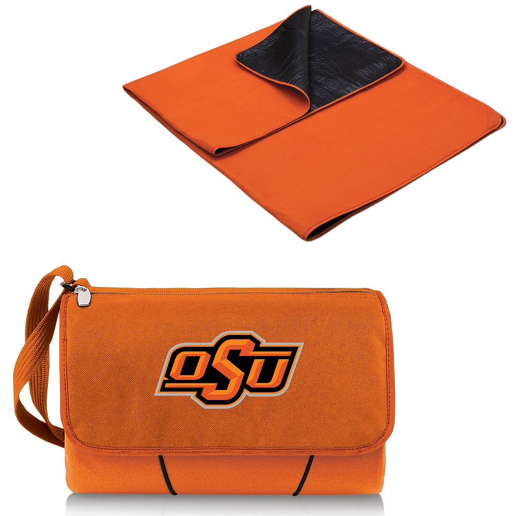 Picnic Time Oklahoma State Cowboys Blanket Tote