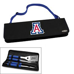 Picnic Time Arizona Wildcats Metro 4 pc Barbecue Tote Set