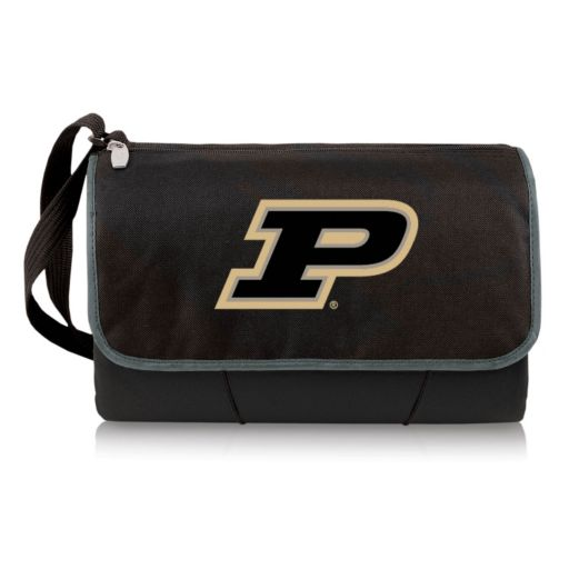 Picnic Time Purdue Boilermakers Blanket Tote