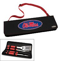 Picnic Time Ole Miss Rebels Metro 4-pc. Barbecue Tote Set