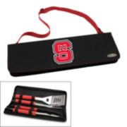 Picnic Time North Carolina State Wolfpack Metro 4-pc. Barbecue Tote Set