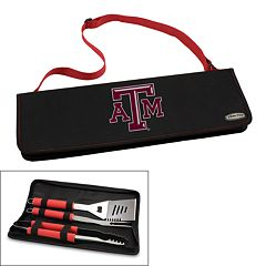 Picnic Time Texas A&M Aggies Metro 4 pc Barbecue Tote Set