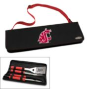 Picnic Time Washington State Cougars Metro 4-pc. Barbecue Tote Set
