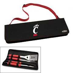 Picnic Time Cincinnati Bearcats Metro 4-pc. Barbecue Tote Set