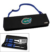 Picnic Time Florida Gators Metro 4-pc. Barbecue Tote Set