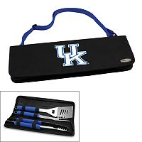 Picnic Time Kentucky Wildcats Metro 4 pc Barbecue Tote Set