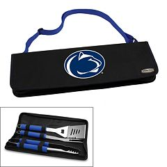 Picnic Time Penn State Nittany Lions Metro 4 pc Barbecue Tote Set