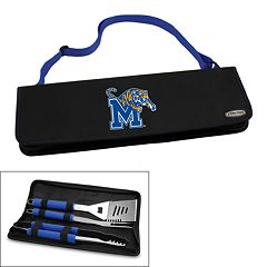 Picnic Time Memphis Tigers Metro 4-pc. Barbecue Tote Set