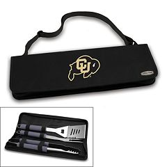 Picnic Time Colorado Buffaloes Metro 4-pc. Barbecue Tote Set