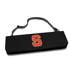 Picnic Time Syracuse Orange Metro 4-pc. Barbecue Tote Set