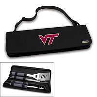 Picnic Time Virginia Tech Hokies Metro 4-pc. Barbecue Tote Set