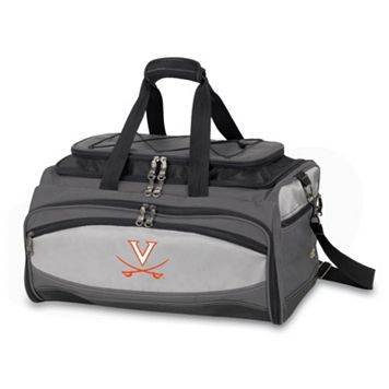 Picnic Time Buccaneer Virginia Cavaliers Tailgating Cooler & Grill