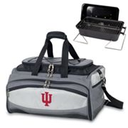 Picnic Time Buccaneer Indiana Hoosiers Tailgating Cooler and Grill