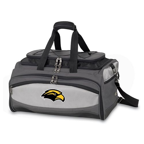 Picnic Time Buccaneer Southern Miss Golden Eagles Tailgating Cooler & Grill